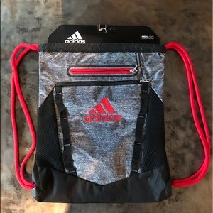 Adidas drawstring bag new